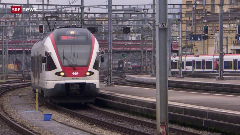 Milliardendeal: SBB bestellen bei Stadler Rail 286 neue Züge