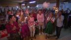Video «Die Schweizer wissen Partys zu schmeissen – und «g&g feiert mit»» abspielen