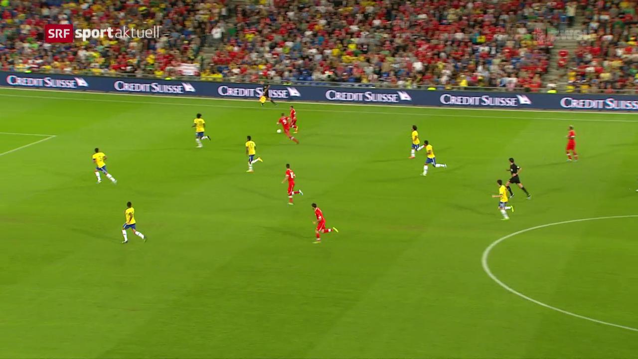 WM-Auslosung beschert Schweiz Brasilien