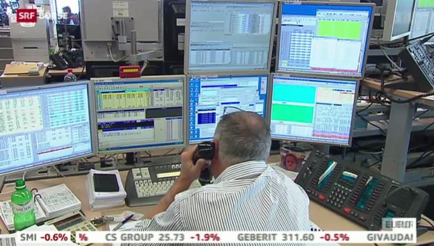 Video «SRF Börse vom 28.08.2014» abspielen