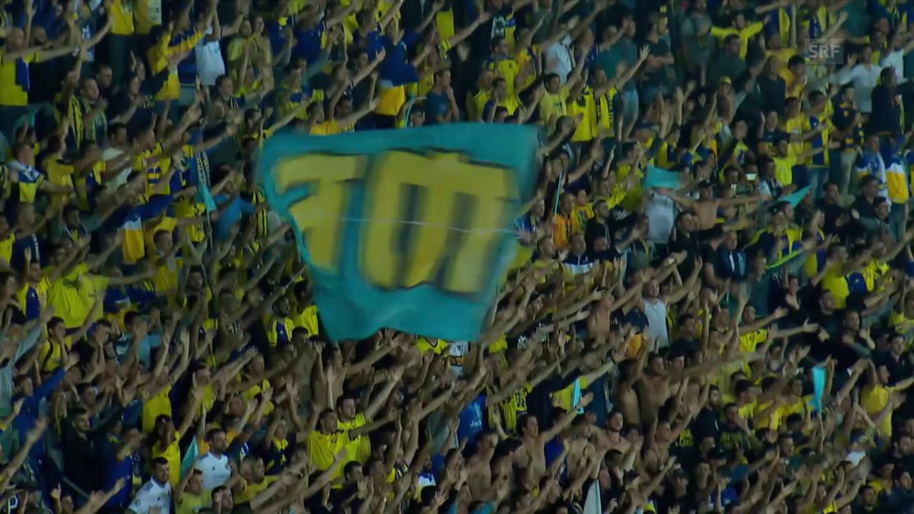 Fussball: Maccabi Tel Aviv - Chelsea