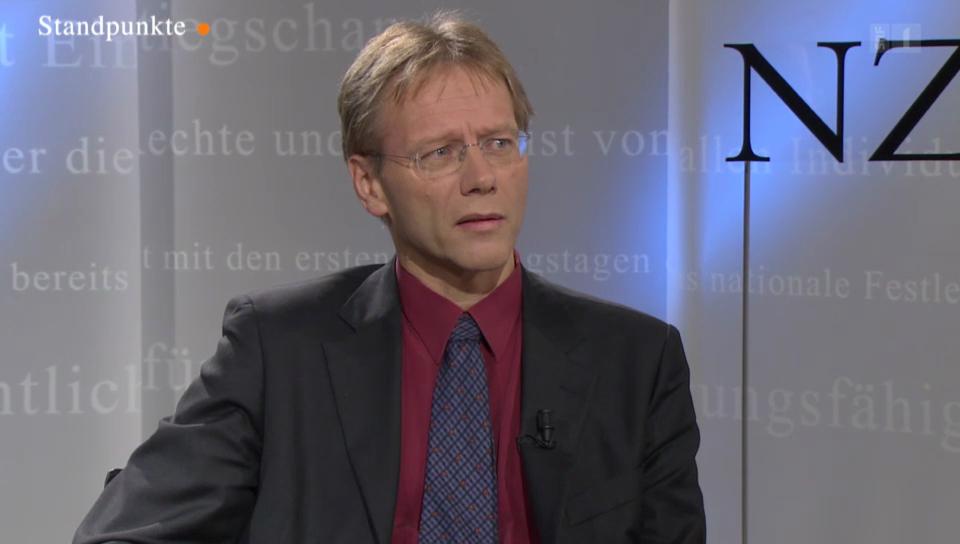 Thomas Maissen - Die Schweiz, ihre Jubiläen, ihre Geschichte