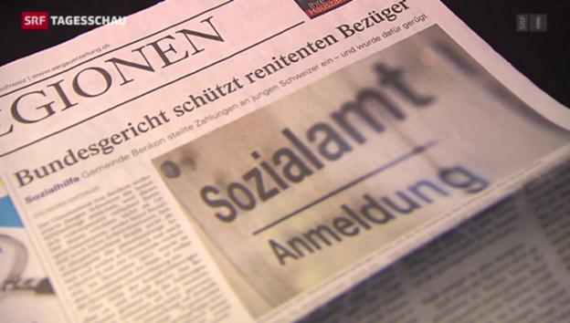 Video «Tagesschau vom 22.05.2015, 19:30» abspielen