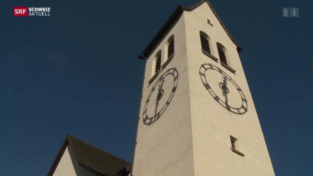 Video «Trotz Urnen-Ja: Gegner wollen Kirchenverkauf verhindern» abspielen