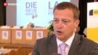 Video «BDP: Auf Grunder folgt Landolt» abspielen