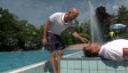 Video «Oropax testen die Luzerner Badi «Lido»» abspielen