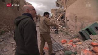 Video «Was bleibt, wenn der IS geht?» abspielen