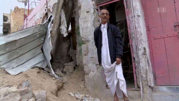 Video «Jemen: Krieg ohne Ende» abspielen