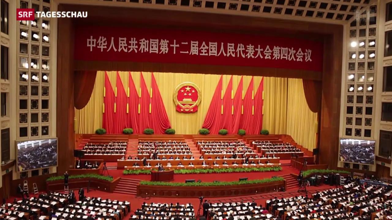 China und der Fünf-Jahresplan