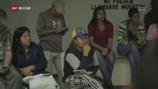 Video «Präsident Maduro trotz Protesten noch im Amt» abspielen