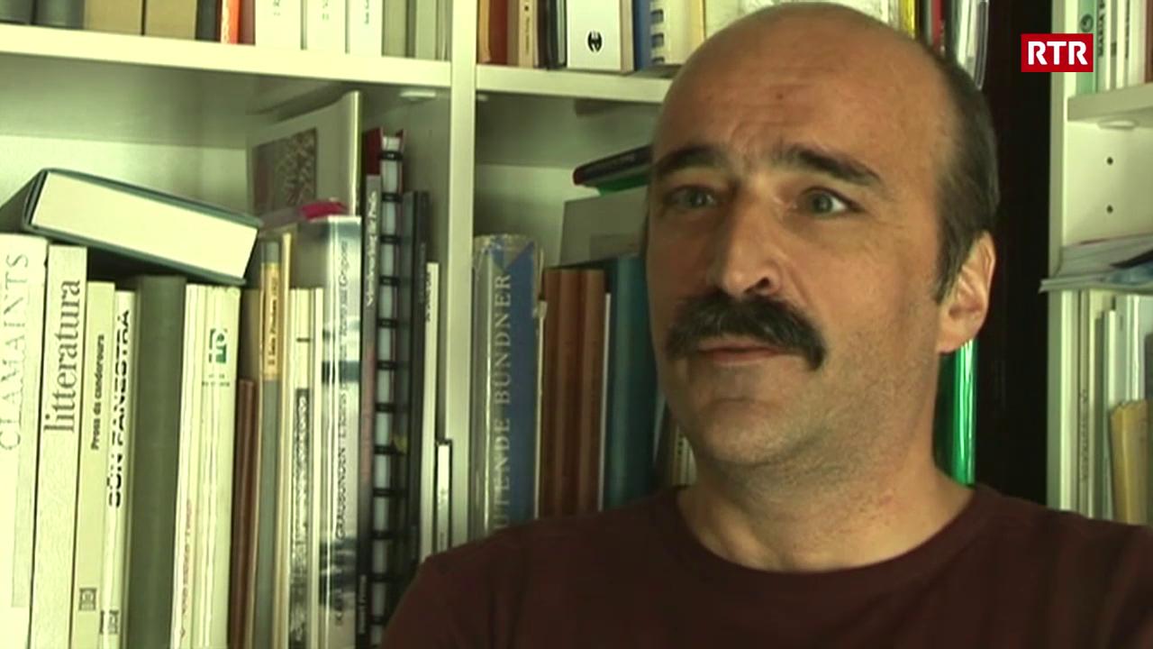 Dumenic Andry: Statement nova Chasa Editura Rumantscha