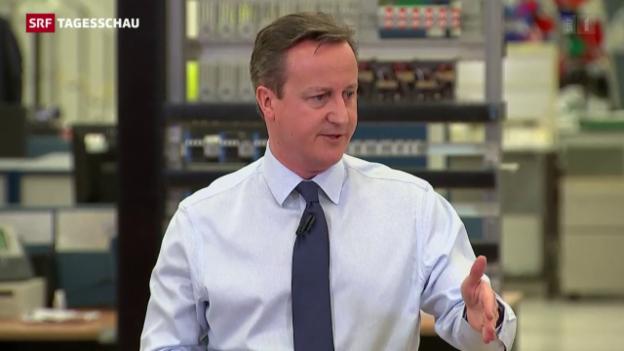 Video «EU kommt Grossbritannien entgegen» abspielen