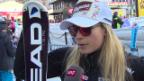 Video «Lara Gut nach dem Riesenslalom in Maribor: «Habe nächste Woche die nächste Chance»» abspielen