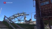 Laschar ir video «Congual cun il parc naziunal Berchtesgaden»