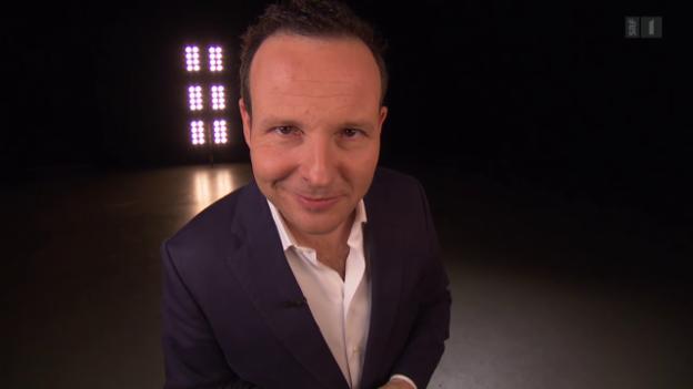 Video «Zuccolini kauft Schuhe» abspielen