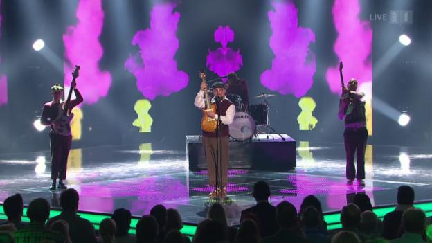 Video «Newcomer Bünzlikrachers: «Anita»» abspielen