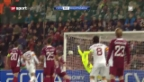 Video «CL: Cluj - Galatasaray» abspielen