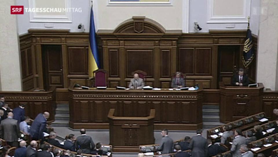 Ukraine-Gipfel in Kiew