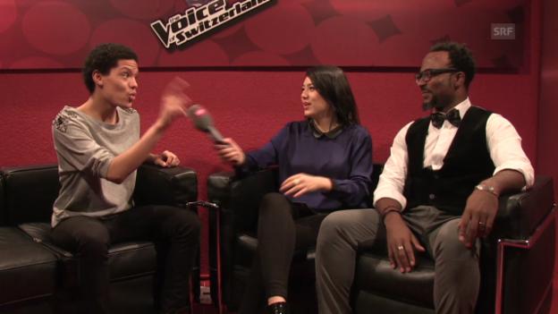 Video «First Look Battles: Brendon Schoen Johnson vs. Olivier Cheuwa» abspielen