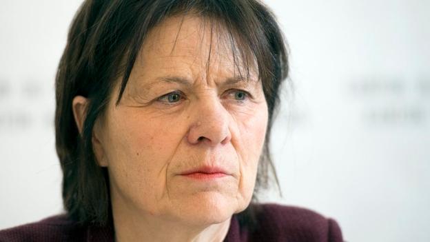 Gespräch mit Staatsrätin Esther Waeber-Kalbermatten (29.4.2014)