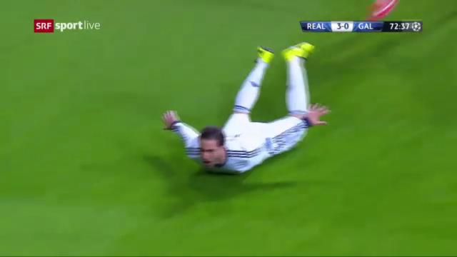 Higuains Treffer im CL-Viertelfinal gegen Galatasaray