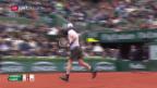 Video «Wawrinka scheitert an Murray» abspielen
