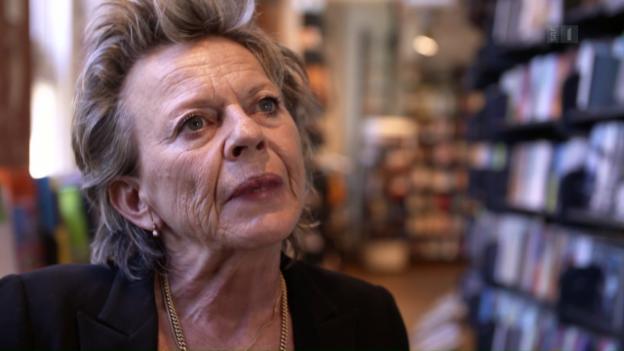 Video «Bis dass der Tod sie scheidet – Sylvia Plath' tragische Liebe» abspielen