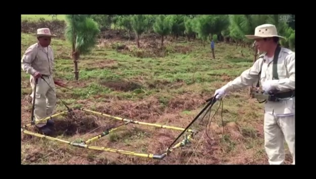 Video «Minenräumkommando in Laos» abspielen