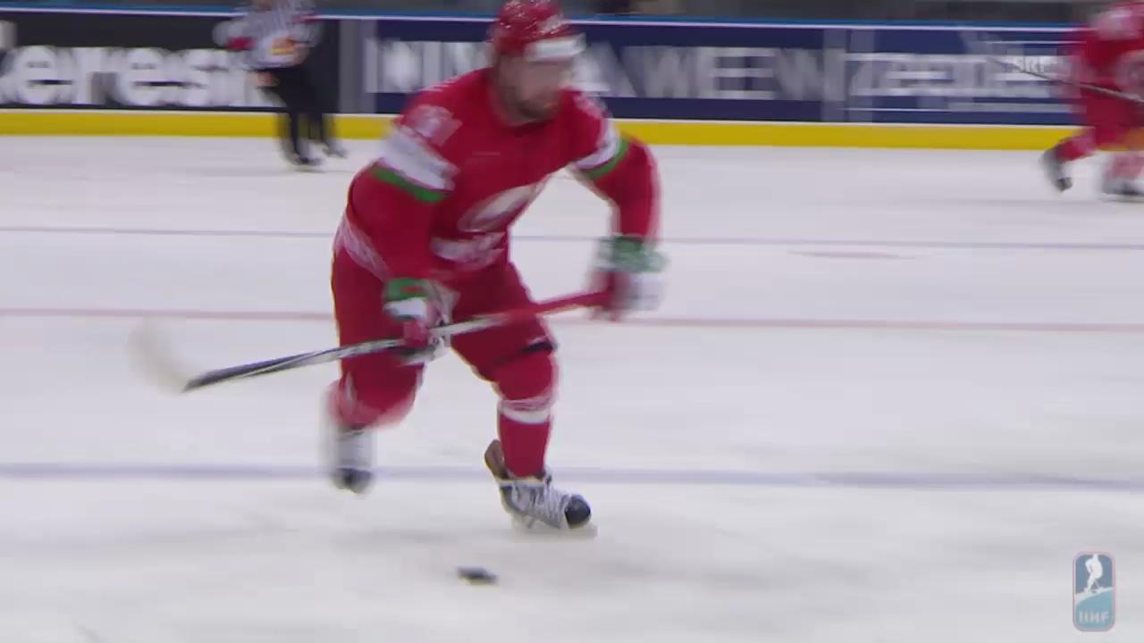 Eishockey: WM, Vorrunde, Weissrussland-Kasachstan