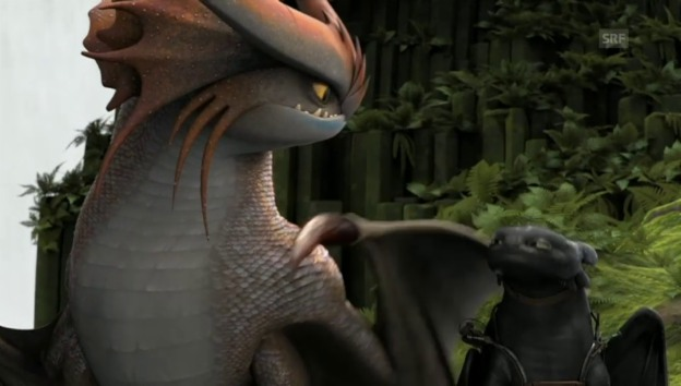 Video ««How to Train Your Dragon 2» (Trailer)» abspielen