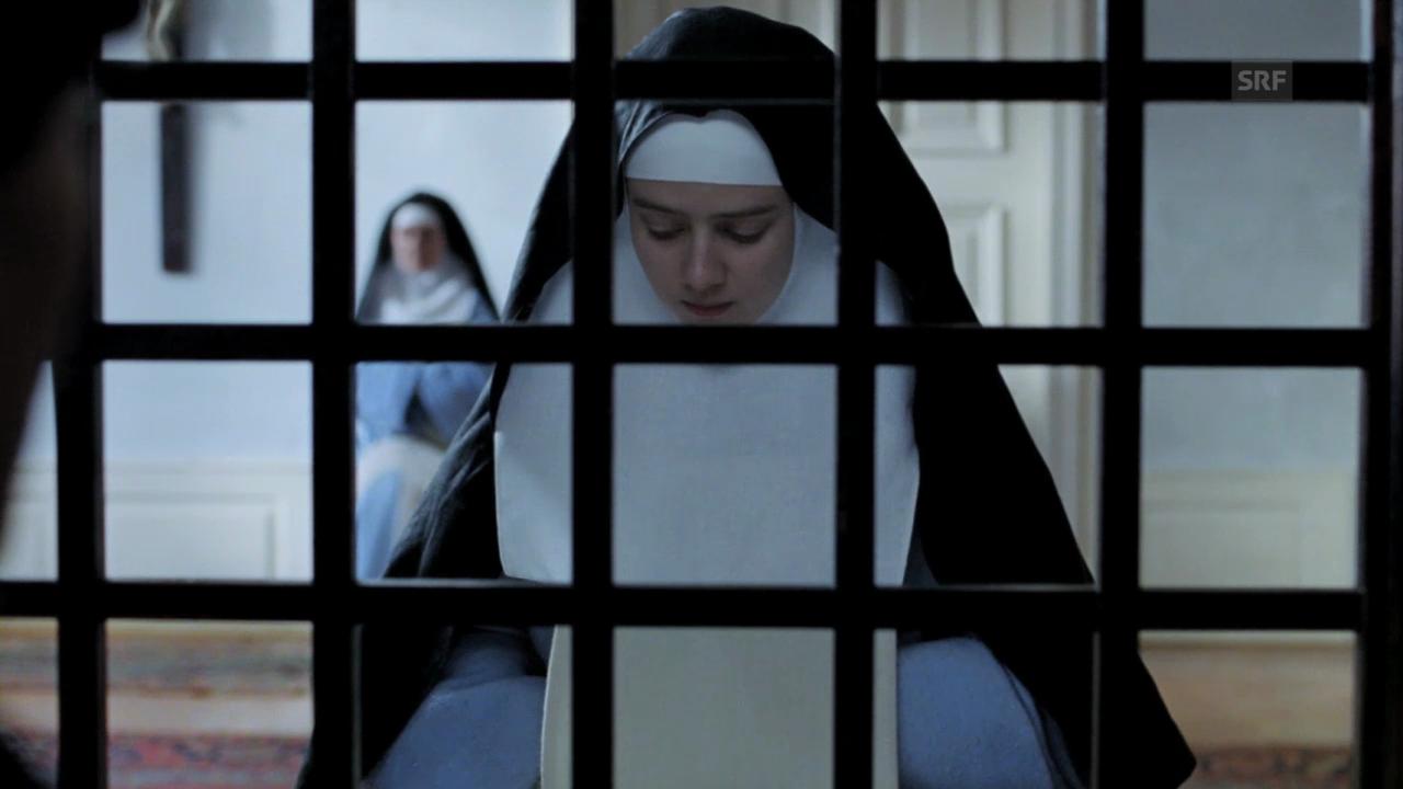 Kinotrailer «La religieuse»