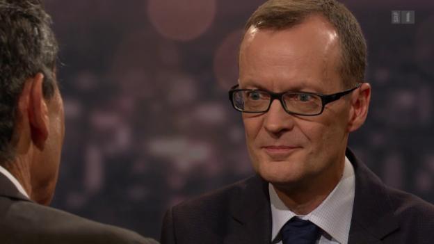Video «Roger Schawinski im Gespräch mit Mario Babini» abspielen