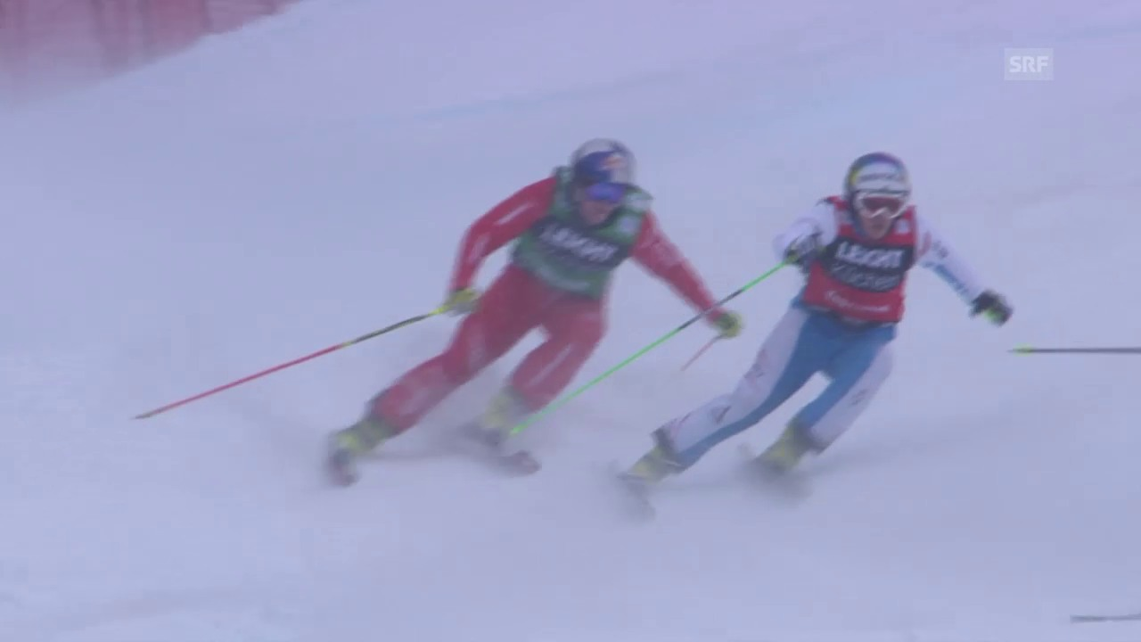 Skicross: Weltcup in Tegernsee, Final Frauen