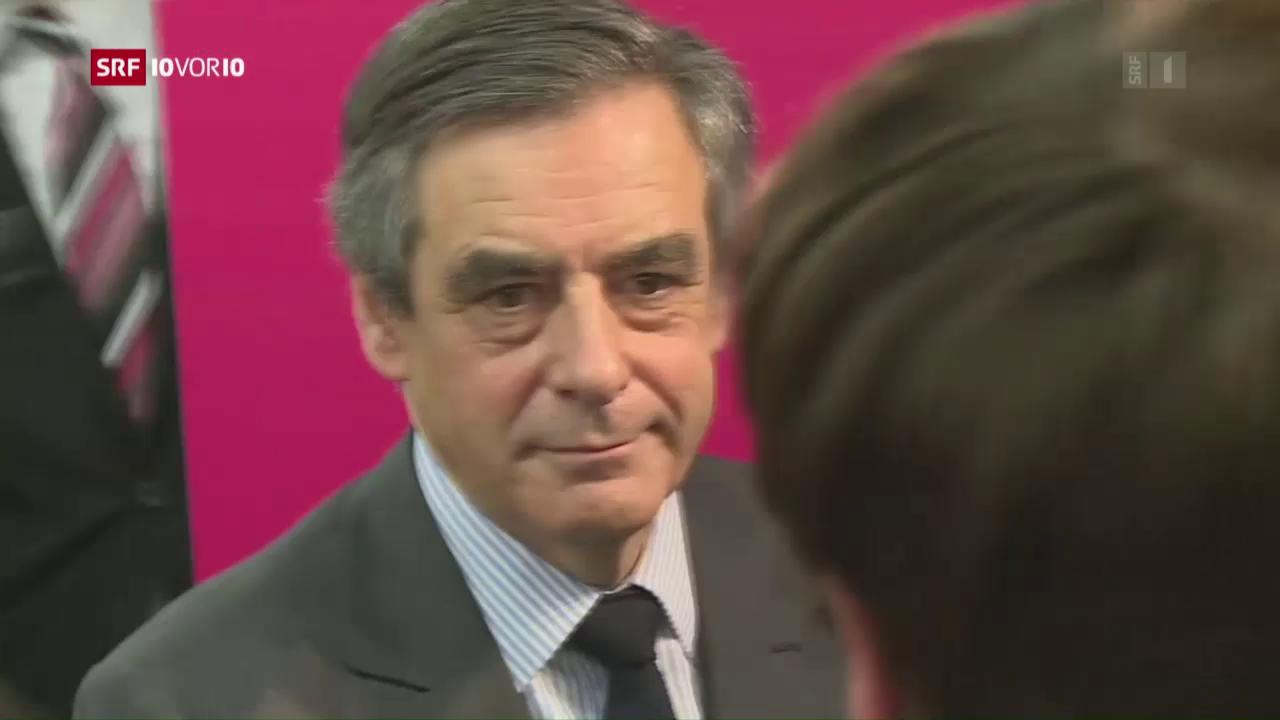 Verliert François Fillon sein Saubermann-Image?