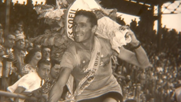 Video «Rad: Ferdy Küblers Triumph an der Tour de France» abspielen