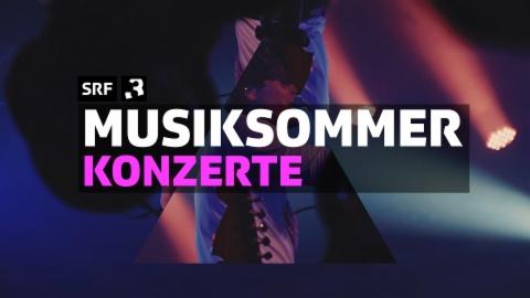 SRF 3 Musiksommer Konzerte