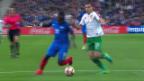 Video «Fussball, WM-Quali: Update» abspielen