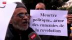 Video «Tunesien bleibt in Aufruhr» abspielen