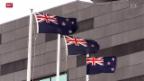 Video «Neuseeland behält Nationalflagge» abspielen