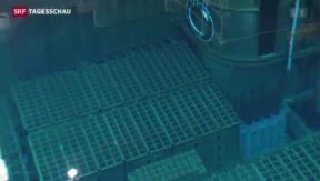 Video «Ungelöste Probleme in Fukushima» abspielen