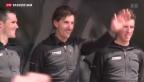 Video «Fabian Cancellara als Favorit beim Paris-Roubaix» abspielen
