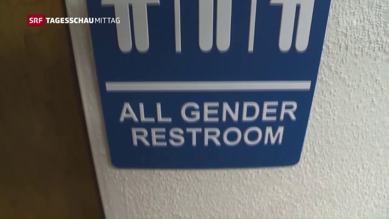 Rücknahme von Obamas Transgender-Anweisung