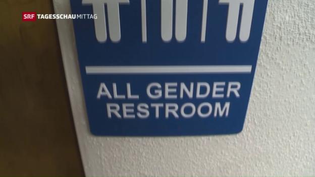 Video «Rücknahme von Obamas Transgender-Anweisung» abspielen