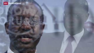 Video «Chefwechsel bei der «Credit Suisse»» abspielen