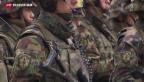 Video «Ständerat befürwortet grundsätzlich Armeereform» abspielen