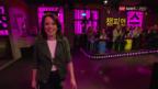 Video «Andy Grünenfelder, Daniel Bumann und ein koreanisches BBQ» abspielen