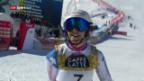 Video «Wechselbad der Schweizer Gefühle im Slalom» abspielen