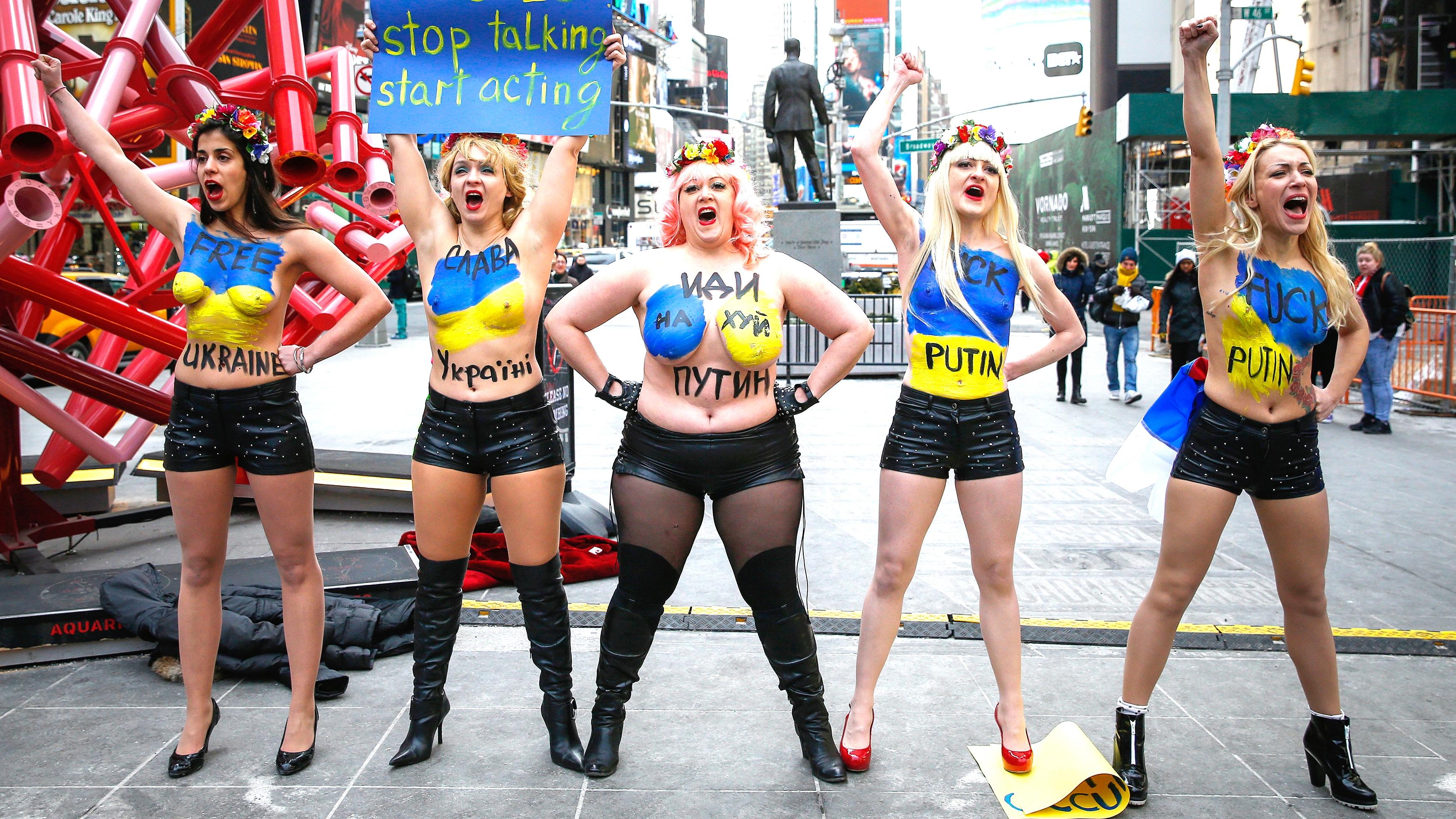 украинские шлюхи