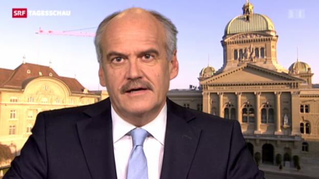 Video «Einschätzung SRF-Bundeshauskorrespondent Hanspeter Forster» abspielen