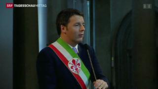 Video «Italien ohne Regierung» abspielen